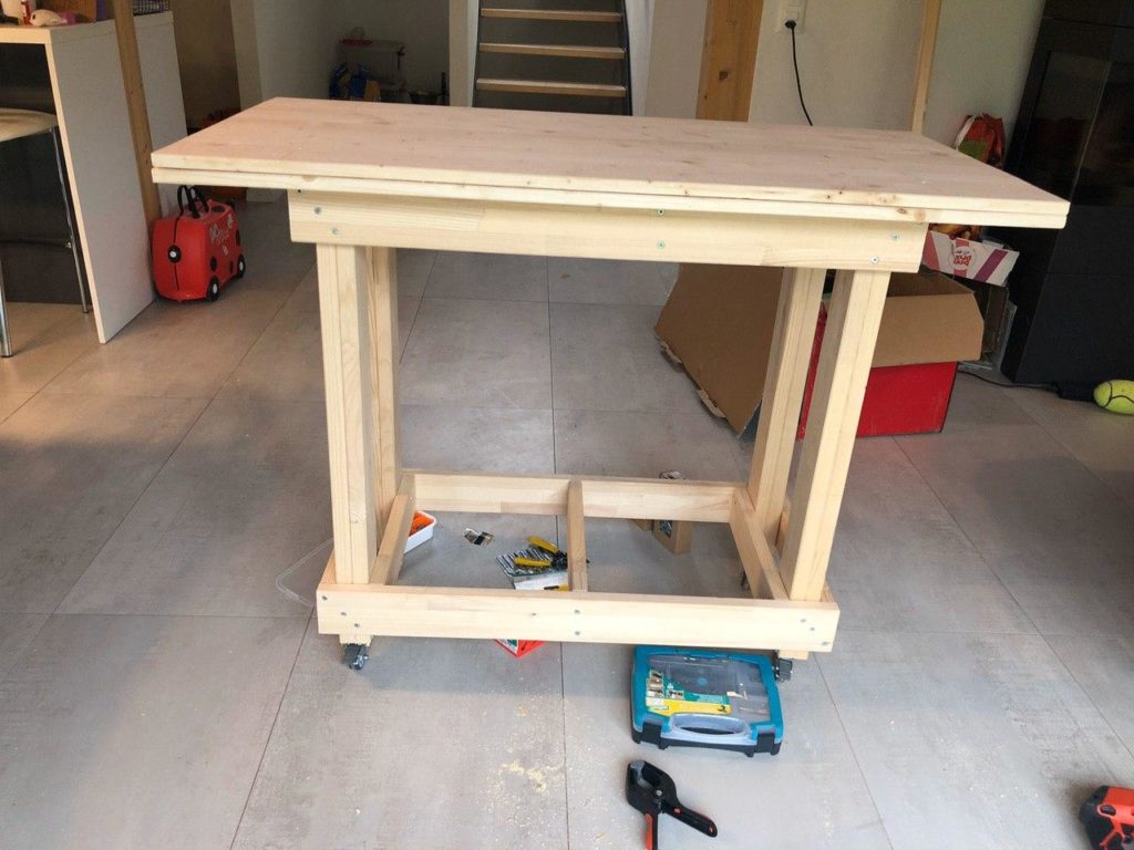 Basic Mobile Workbench